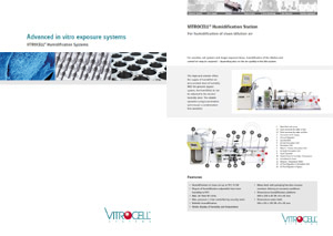VITROCELL® Humidification Systems
