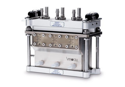 VITROCELL® 12/3 and 12/4 CF Stainless Steel