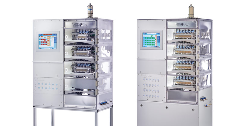 VITROCELL® Automated Exposure Station