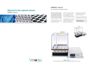VITROCELL® Cloud 12
