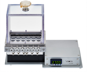 VITROCELL® Cloud SEQ 24 without insert cover